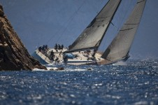 Sailing yacht ALPINA -   Sailing