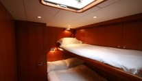 Sailing yacht ALPINA -   Twin Cabin 2