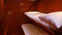 Sailing yacht ALPINA -   Twin Cabin View 2