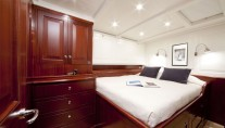 Sailing yacht Annagine - Double Cabin - Convertable
