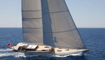 Sailing yacht Annagine - Main