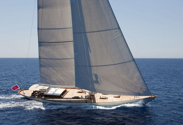 Super Yacht�ANNAGINE