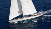 Sailing yacht Annagine - Sailing 2