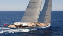 Sailing yacht Annagine - Sailing 3