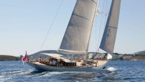 Sailing yacht Annagine - Sailing 4