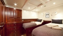 Sailing yacht Annagine - Twin Cabin - Convertible