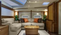 Sailing yacht Antares III - Lower Salon