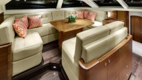 Sailing yacht Antares III - Upper Salon
