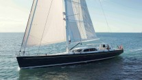 Sailing yacht Antares III designed by Dixon Yacht Design and built by Yachting Developments