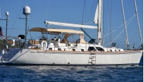 Sailing yacht Archangel -  At Anchor
