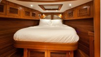 Sailing yacht Archangel -  Forward Guest Cabin