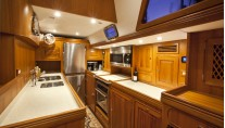 Sailing yacht Archangel -  Galley