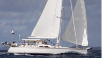 Sailing yacht Archangel -  Sailing