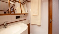 Sailing yacht Archangel -  bathroom