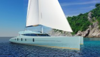 Sailing yacht BCY 78 by Blue Coast Yachts