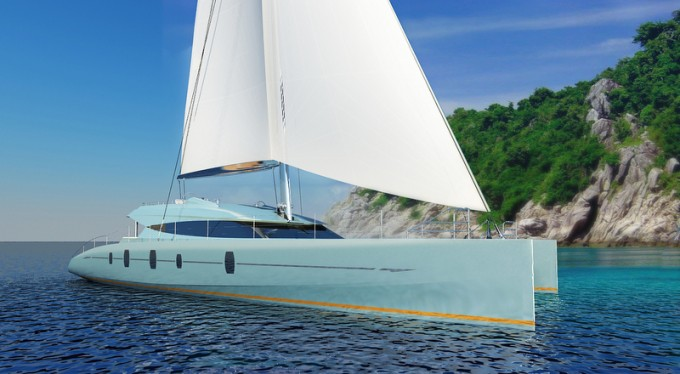 Sailing Yacht Blue Coast 78'