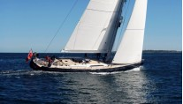Sailing yacht Blues by Southern Wind