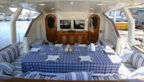 Sailing yacht CLAN VI - Exterior spaces