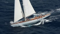 Sailing yacht GAIA - main - Credit to Spirit Yachts
