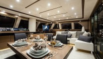 Sailing yacht GRACE - Dining