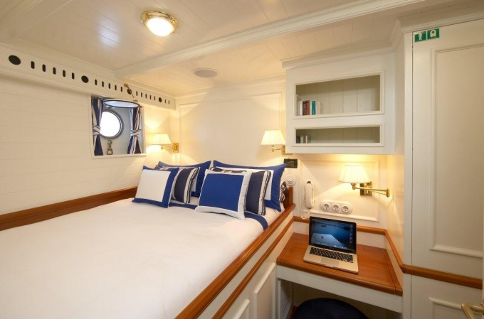 Sailing yacht Germania Nova -  Guest Double Cabin 2