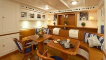 Sailing yacht Germania Nova -  Main Salon