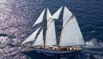 Sailing yacht Germania Nova -  Main