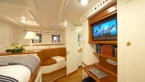 Sailing yacht Germania Nova -  Owners Cabin 2