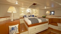 Sailing yacht Germania Nova -  Owners Cabin