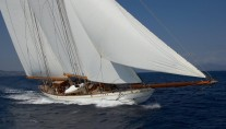 Sailing yacht Germania Nova -  Sailing