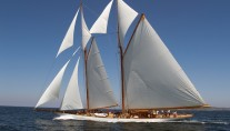 Sailing yacht Germania Nova -  Underway