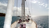 Sailing yacht ILITHYIA -  Front View