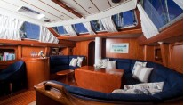 Sailing yacht ILITHYIA -  Salon Dining