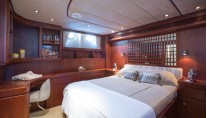 Sailing yacht INFATUATION - Double Cabin