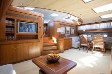 Sailing yacht INFATUATION - Main Salon
