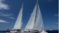 Sailing yacht INFATUATION