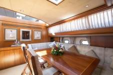 Sailing yacht INFATUATION - Salon Dining.jpeg