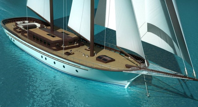 Sailing Yacht IMAGINATION