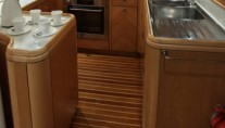 Sailing yacht KE-AMA II -  Galley