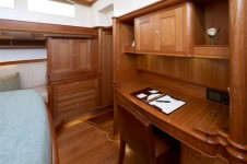 Sailing yacht KEALOHA -  Office Space