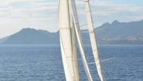 Sailing yacht KESTREL -  Sailing