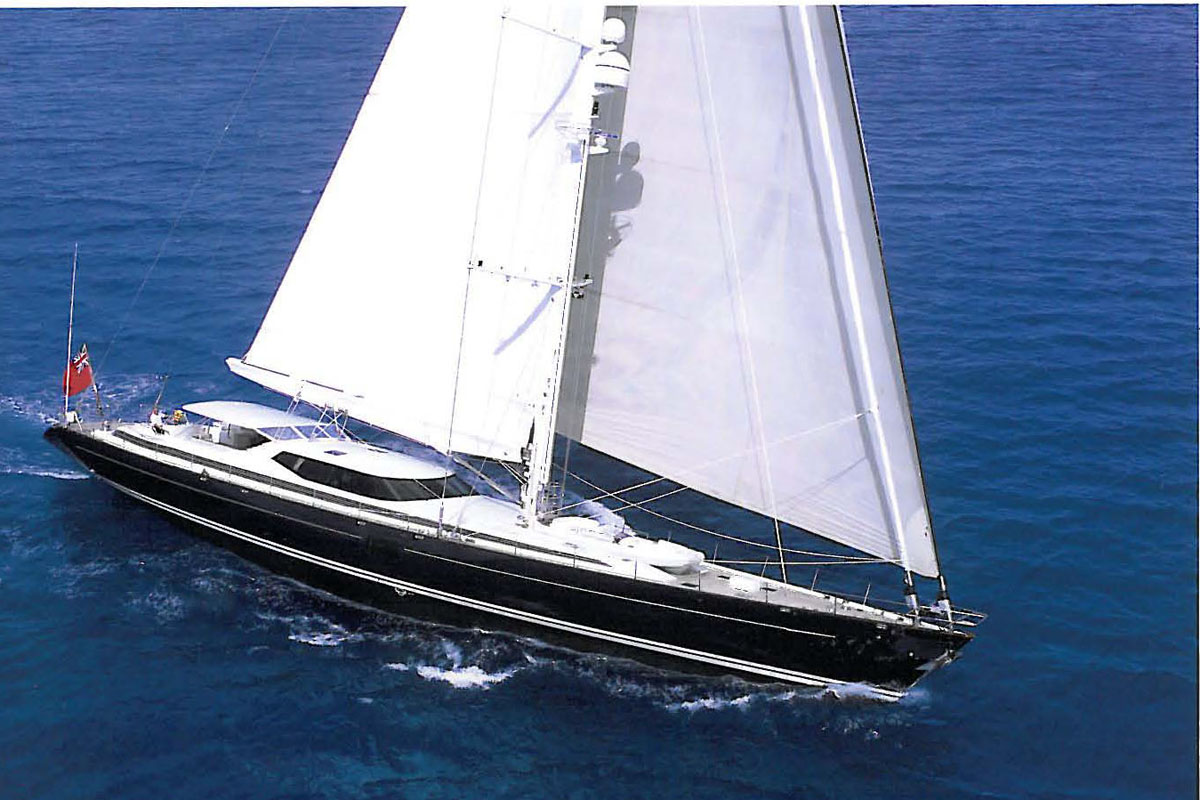 Segelyacht modern  KOO Yacht Charter Details, Vitters Shipyard | CHARTERWORLD Luxury ...