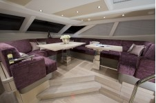 Sailing yacht LUSH - Dining Area
