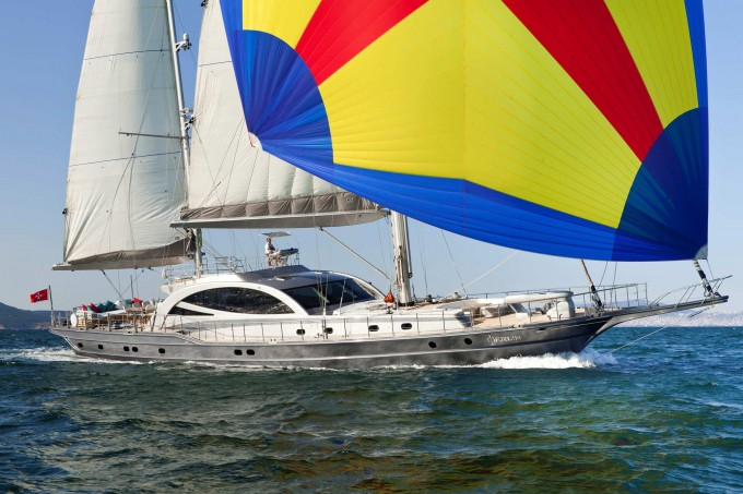 Sailing Yacht MERLIN