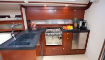 Sailing yacht MODUS VIVENDI -  Galley