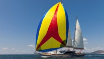 Sailing yacht Merlin -  Sailing
