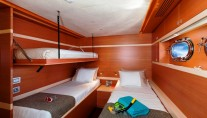 Sailing yacht Merlin - Twin Cabin 2