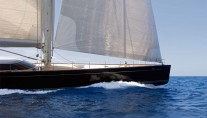 Sailing yacht Mystere