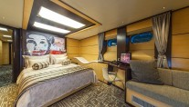Sailing yacht NAVILUX -  Guest Cabin 3