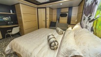 Sailing yacht NAVILUX -  Guest Cabin 4